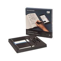 Moleskine Smart Writing Set - Set d'écriture intelligente (avec le Paper Tablet et le stylo Pen+): Amazon.fr: High-tech