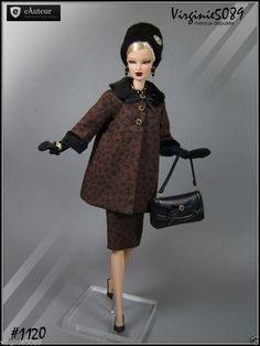 Tenue Outfit Accessoires Pour Barbie Silkstone Vintage Fashion Royalty 1120 | eBay