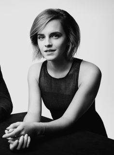 Emma Watson photographed by Art Streiber for Esquire Magazine.