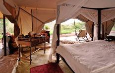 Cottar's 1920s Safari Camp, Masai Mara, Kenya © Travel+Style