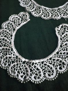 Crochet Collar  hmmm?