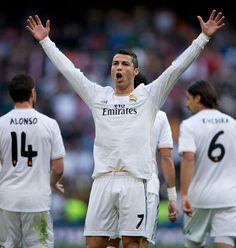 Ronaldo Real madrid  Hattrick vs Real Sociedad 5-1