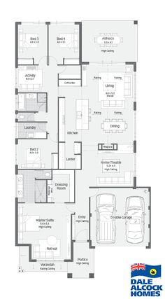 New Home Designs Perth | Wyndham I | Dale Alcock Homes