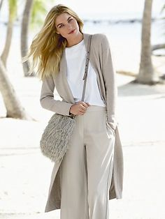 Brunello Cucinelli. The proportions are off for my body type but I love his soft neutrals.