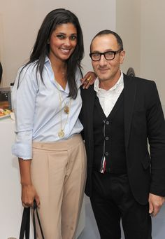 Rachel Roy Photos Photos - DVF Hosts CFDA Bi Annual Membership Meeting - Zimbio