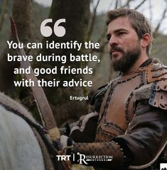 The Turkish drama series, Ertugrul Ghazi, recently aired in Pakistan and has taken everyone by storm. Ever since the first Urdu-dubbed season aired, the series has managed to secure millions of Pakistani fans.The drama has gained become so popular th K Quotes, Faith Quotes, Wisdom Quotes, Best Quotes, Love Quotes, Wise Sayings, Famous Quotes, Motivational Quotes, Muslim Quotes