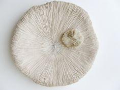 Lidia Boševski - Paper clay sculpture, inspired from coral Clay Studio, Ceramic Studio, Ceramic Clay, Sculpture Art, Sculptures, Organic Ceramics, Coral Art, Paper Clay, Wabi Sabi