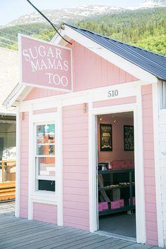 Pink Sweet Shop!