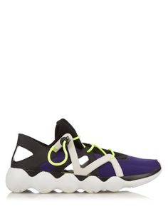 Y-3 Kyujo Low-Top Trainers. #y-3 #shoes #sneakers