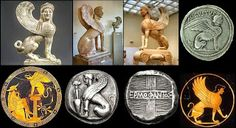 Conspiracy Feeds: Οι Σφίγγες στην αρχαία Ελληνική Μυθολογία (αποσυμβ...