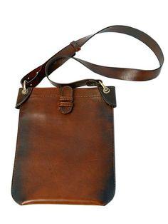 Sandast - Tokyo Leather Bag (Brown)