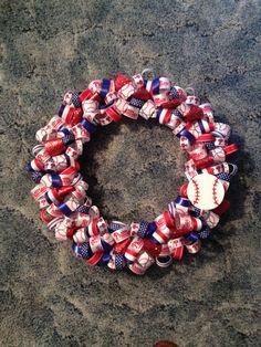 Phillies wreath!