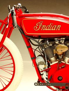1921 Indian Board Track Racer | Megadeluxe | For The Love of Speed, Sport & Design