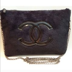 Chanel cosmetic shoulder bag Authentic, Chanel VIP gift. Chain strap is detachable, can also be used as a clutch. NWOT CHANEL Bags Cosmetic Bags & Cases