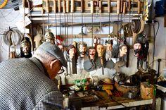 Puppet Maker (Palermo, Sicily)