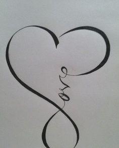 Love, Infinity | Tattoo Ideas Central | best stuff