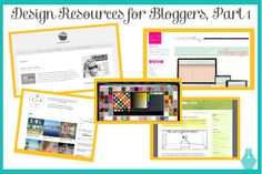 design resources for bloggers