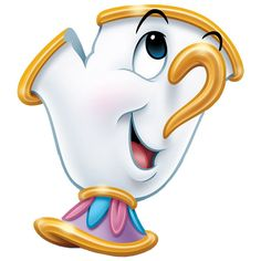Chip is one of the characters in Beauty and the Beast and Mrs. Potts son. He was turned into a white teacup thanks to the spell until Belle came.In his human f…