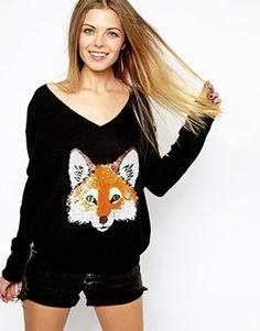 fox knit