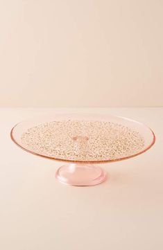 Anthropologie Elio Cake Stand A beautifully dappled cake stand in soda lime glass makes an elegant pedestal for your favorite confections. Style Name:Anthropologie Elio Cake Stand. Stabilized Whipped Cream Frosting, Raspberry Buttercream Frosting, Cupcake Frosting, Cupcakes, Stable Whipped Cream, Cream Cake, Cake Designs, Gold Designs, Mother Day Gifts