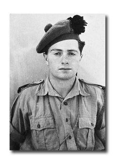"Commando Tommy Macpherson aka the ""Kilted Killer"" - http://www.warhistoryonline.com/war-articles/commando-tommy-macpherson-aka-kilted-killer.html"