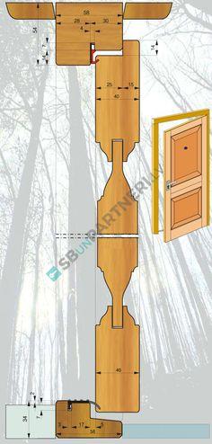 Wood Entry Doors, Wooden Doors, Woodworking Education, Wooden Main Door Design, Wooden Wall Shelves, Outdoor Furniture Plans, Classic Doors, Pivot Doors, Door Detail