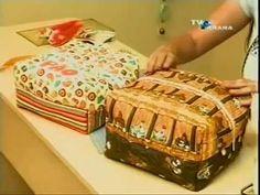 Porta Pão com zÍper - Estela Junqueira - YouTube