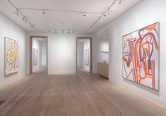 Willem de Kooning: Late Paintings @ Skarstedt Gallery, London