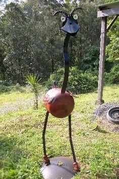 Scrap Metal Emu