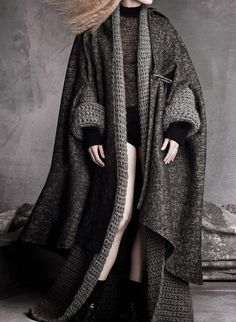 """""""The Development Of Form"""" Photographed by Luigi + Iango for Vogue Japan Sept 2014"""