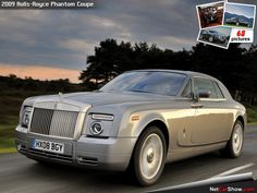 rolls-royce phantom coupe | Rolls-Royce Phantom Coupe picture # 02 of 68, MY 2009, size: 1024x768