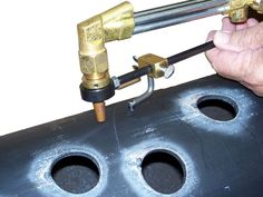 Circle Wiz Cutting Torch Attachment - CW-300 - Flange Wizard