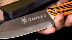 How To Make A Knife - Part Four: Finishing Touches « Team Wild TV Team Wild TV