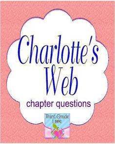 Third Grade Love: Charlottes Web