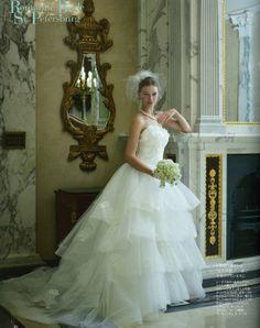 #NOVARESE #25ansウエディング #wedding #dress #flower  #wedding dress #ノバレーゼ #ウエディング #ウエディングドレス #ノバレーゼオリジナル #BTNV170 #プリンセスライン #P61