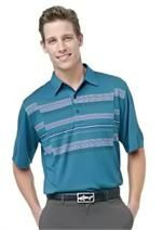 Greg Norman | Mens Golf Shirts | Play Dry Port Jackson Polo