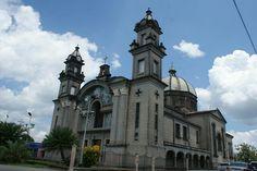 Catedral Divina Pastora en Tucupita.Edo.Delta Amacuro.Venezuela
