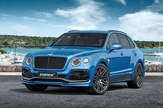 Luxuriös durchs Gelände: Bei den SUVs gibt es immer mehr Luxus-Modelle, sogar Rolls-Royce plant einen Hochbeiner. AUTO BILD zeigt alle Neuheiten!
