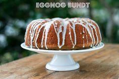 Eggnog Bundt Cake from The Food Librarian