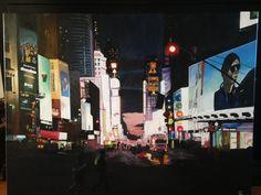 New York Acryl