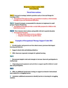 Nbcot Exam Prep, Counselling Activities, Occupational Therapy Schools, Response To Intervention, School Ot, Study Schedule, Acute Care, Pediatric Ot, Board Exam