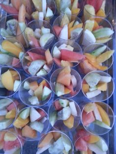 Mexican Fruit Stand for Dia De Los Muertos Party