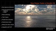 Houdini 16 Masterclass | Ocean Tools on Vimeo