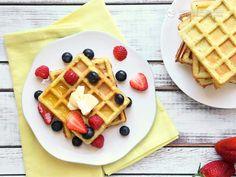 Basic Keto Waffles