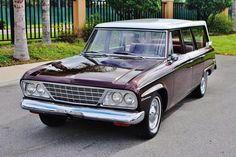 1965 Studebaker Commander,the last of a historic car line
