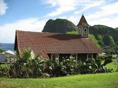 Old Church West Maui