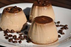 Panna Cotta cu cafea si ciocolata | Retete culinare cu Laura Sava