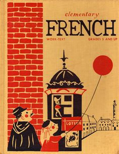 Elementary French workbook by Joy Humes by ElwoodAndEloise on Etsy