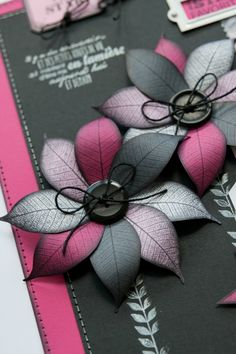 3-Fleurs de feuilles Steff