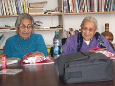 Unci Rita and Beatrice of the 13 Indigenous Grandmothers    Pine Ridge Reservation, South Dakota December 1, 2012.  Photo:  Kitty Farmer